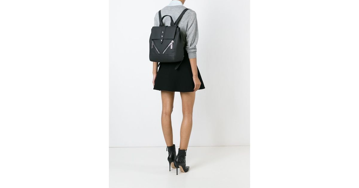 bb514c15 KENZO 'kalifornia' Backpack in Black - Lyst