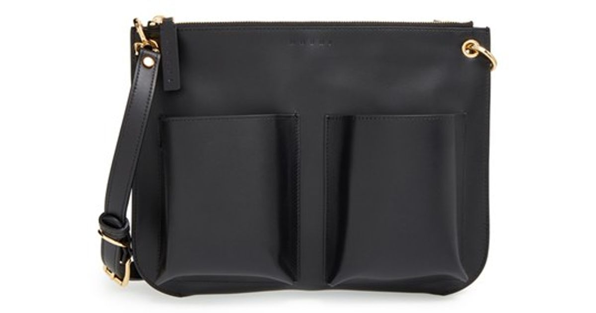 innovative design top-rated latest los angeles Marni Black 'bandoleer' Crossbody Bag