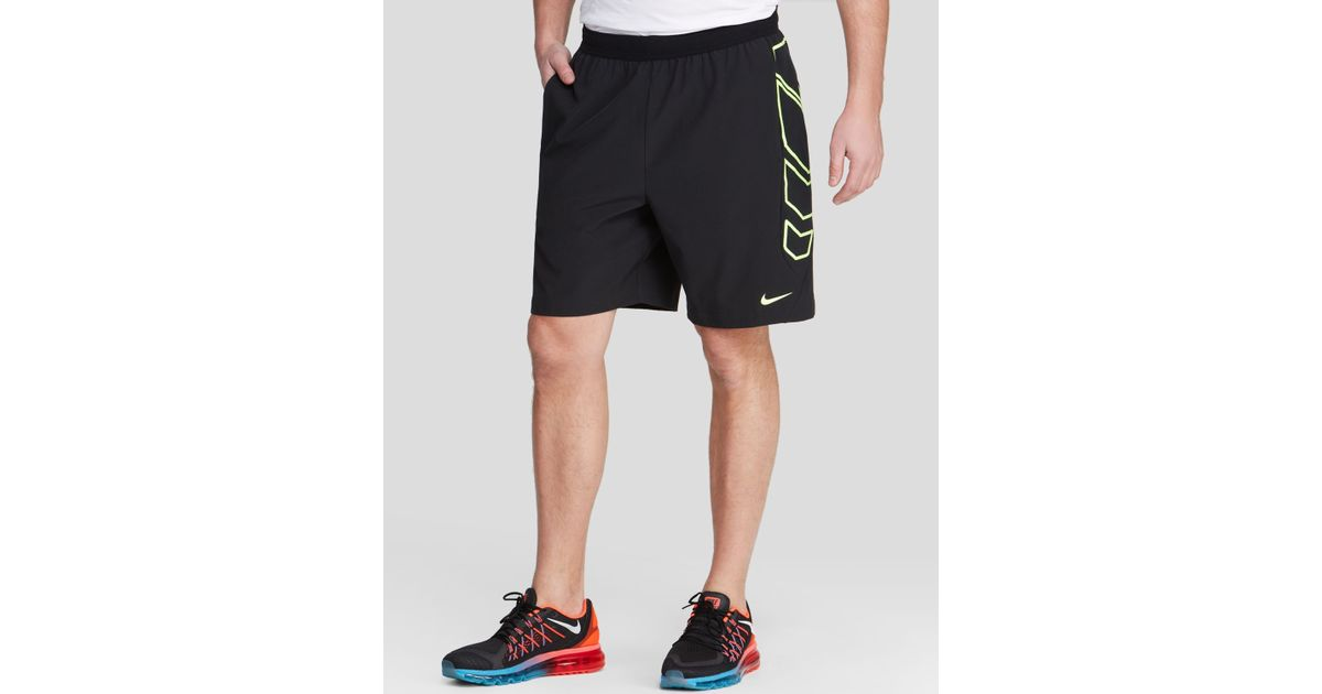 b61eb0a6de53 Lyst - Nike Vapor Woven Shorts in Black for Men