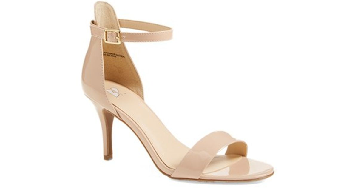 Love these in denim   Ankle strap sandals, Women shoes