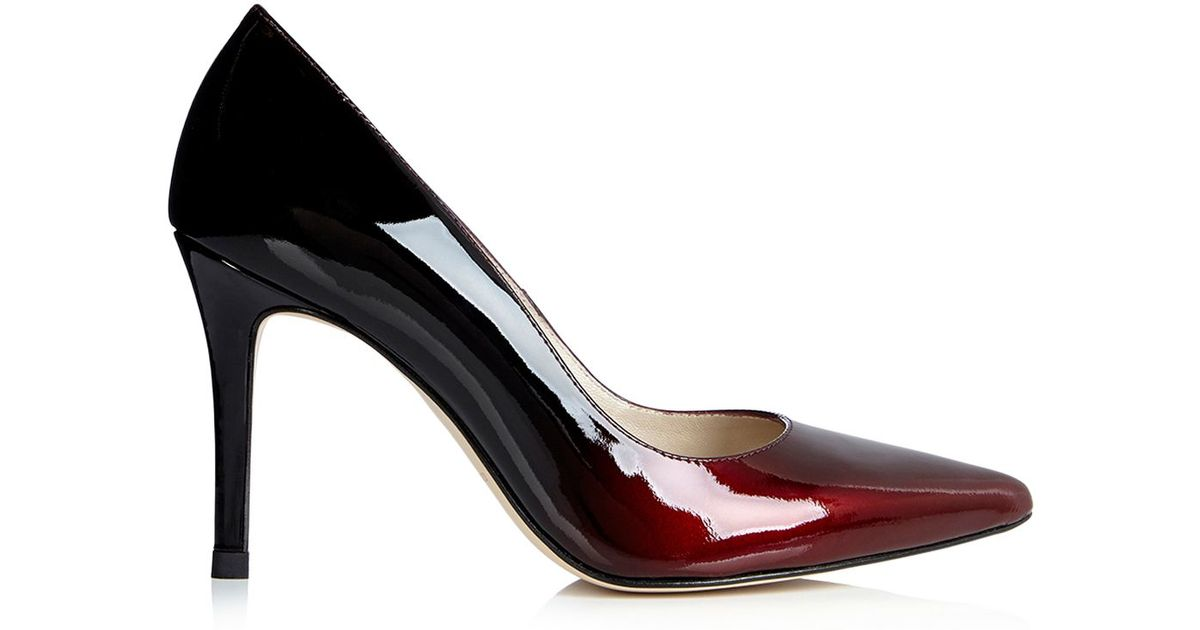 cheap perfect exclusive for sale Karen Millen Patent Leather Slingback Pumps extremely sale online sale cheap price cheapest price online spdHS2