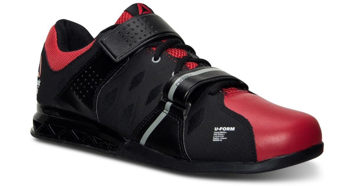 Lyst - Reebok Men s Crossfit Lifter 2.0 Training Sneakers From Finish Line  in Black for Men e56d23201