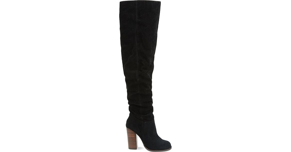 Miss Kg Venice Suede Over-the-knee