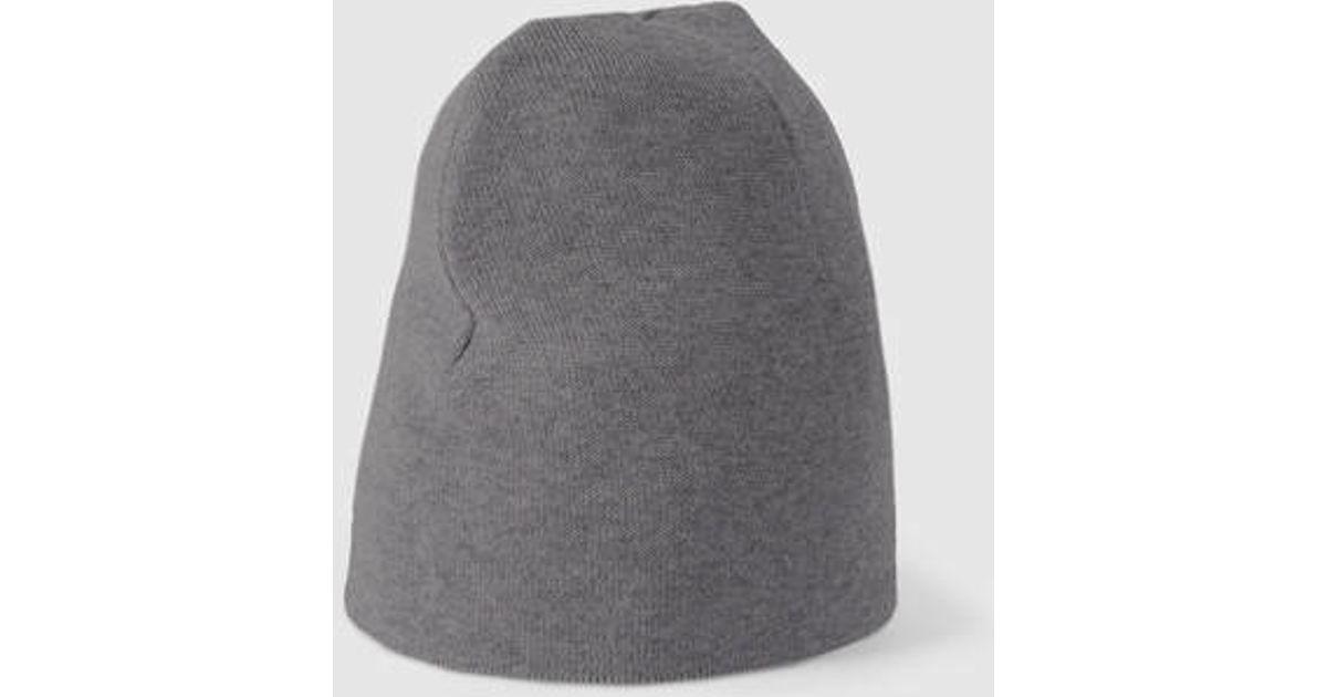 d19273b6 Lyst - Gucci Children's Reversible Gg Hat in Gray for Men