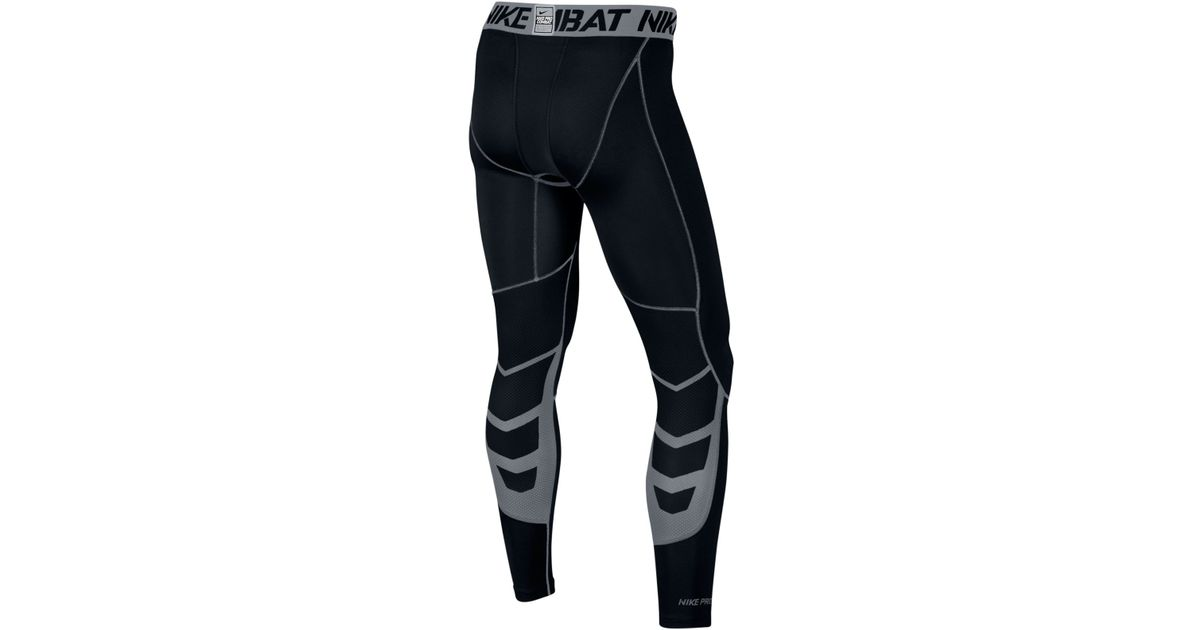 low price usa cheap sale affordable price Nike Black Men's Pro Combat Hypercool Compression Leggings for men