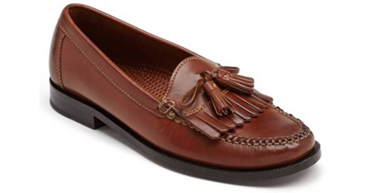 35101e13ace Lyst - Cole Haan  dwight  Loafer in Brown for Men