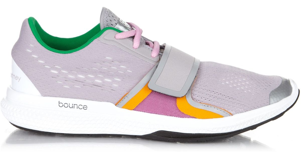 buy popular 24fe6 cf65c Lyst - adidas By Stella McCartney Atani Bounce Shoes in Gray