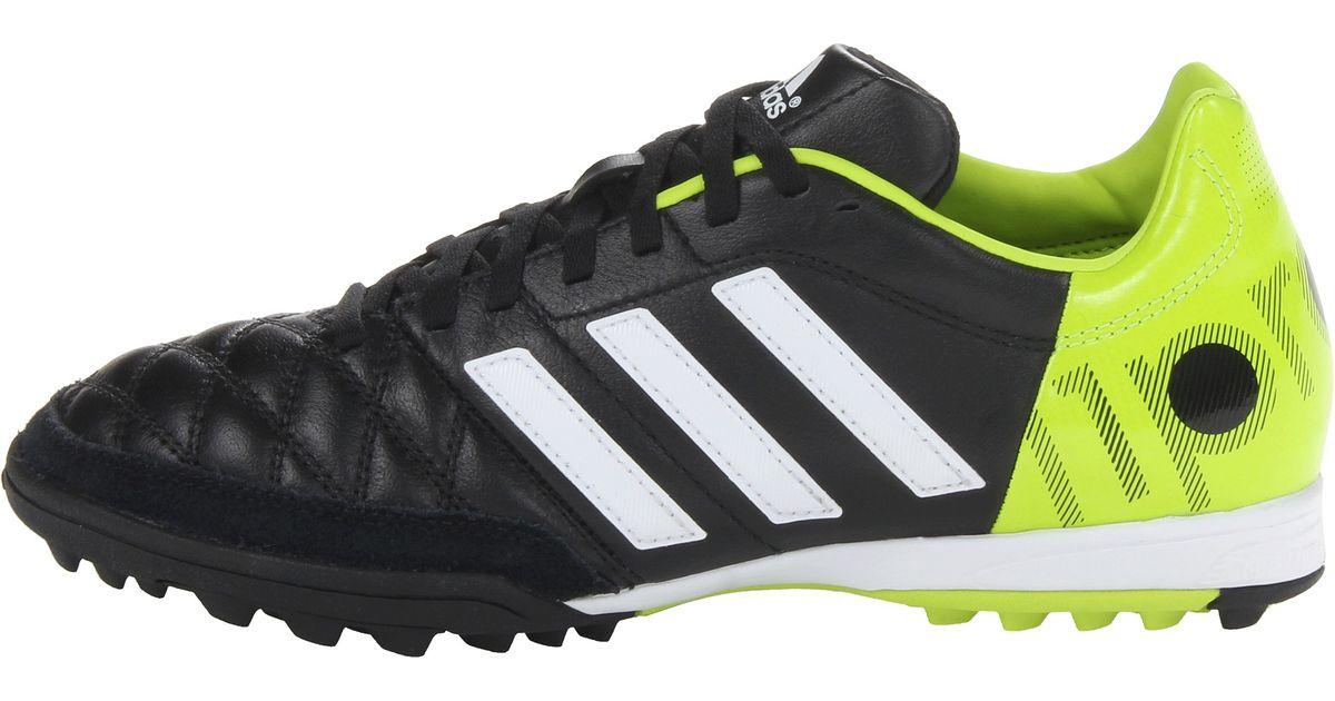 894c491a0 adidas 11nova Trx Tf in Black for Men - Lyst
