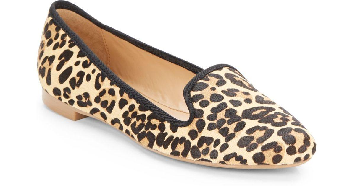 Ellen Tracy Ilena Leopard-print Calf