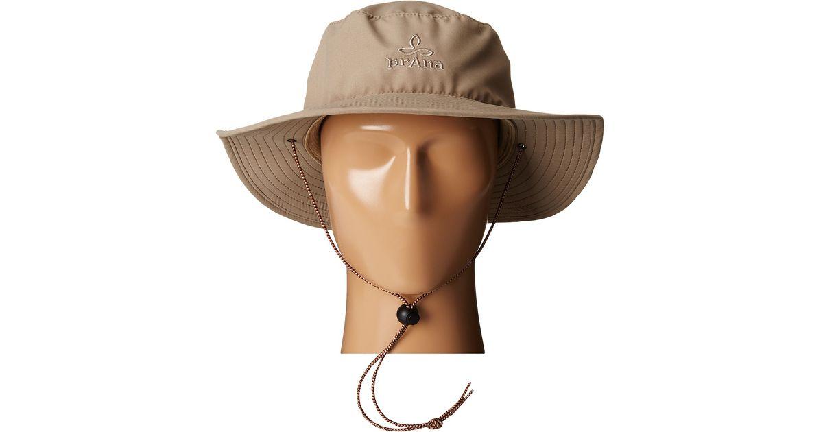 f4937ca13 Prana Natural Mojo Sun Hat for men