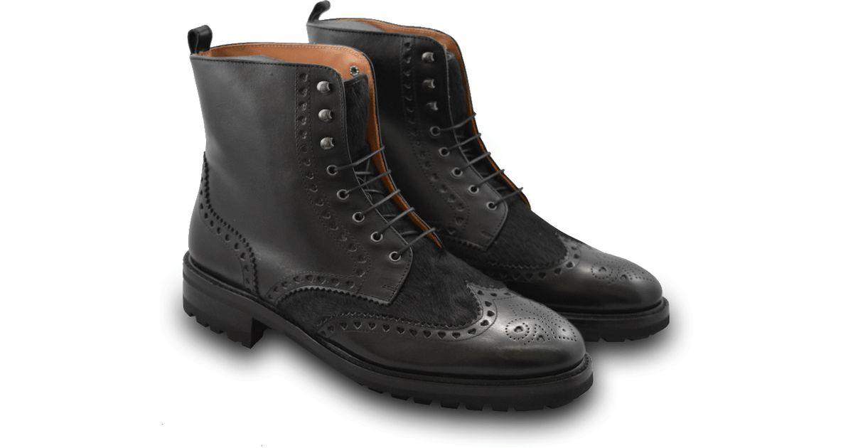 Terry De Havilland Mens Shoes