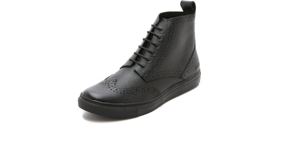 Uri-tops Minkoff Haute Et Chaussures De Sport D9L5izPn