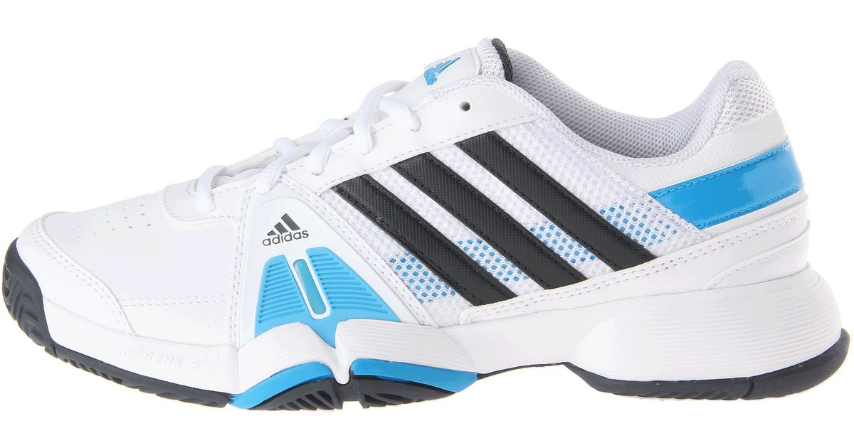 Adidas White Adipower Barricade Team 3 for men