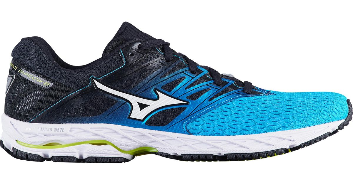 save off e9aef d4190 Mizuno - Blue Wave Shadow 2 for Men - Lyst