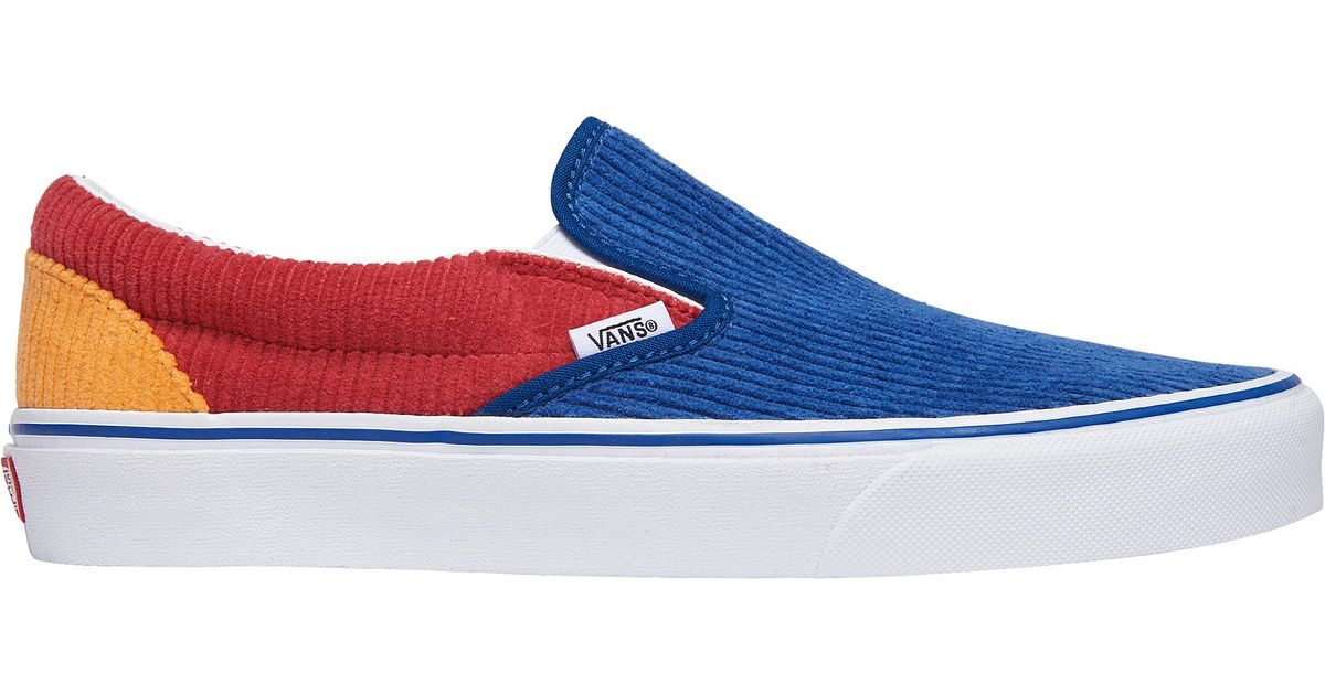 Vans Canvas Classic Slip On Skate/bmx