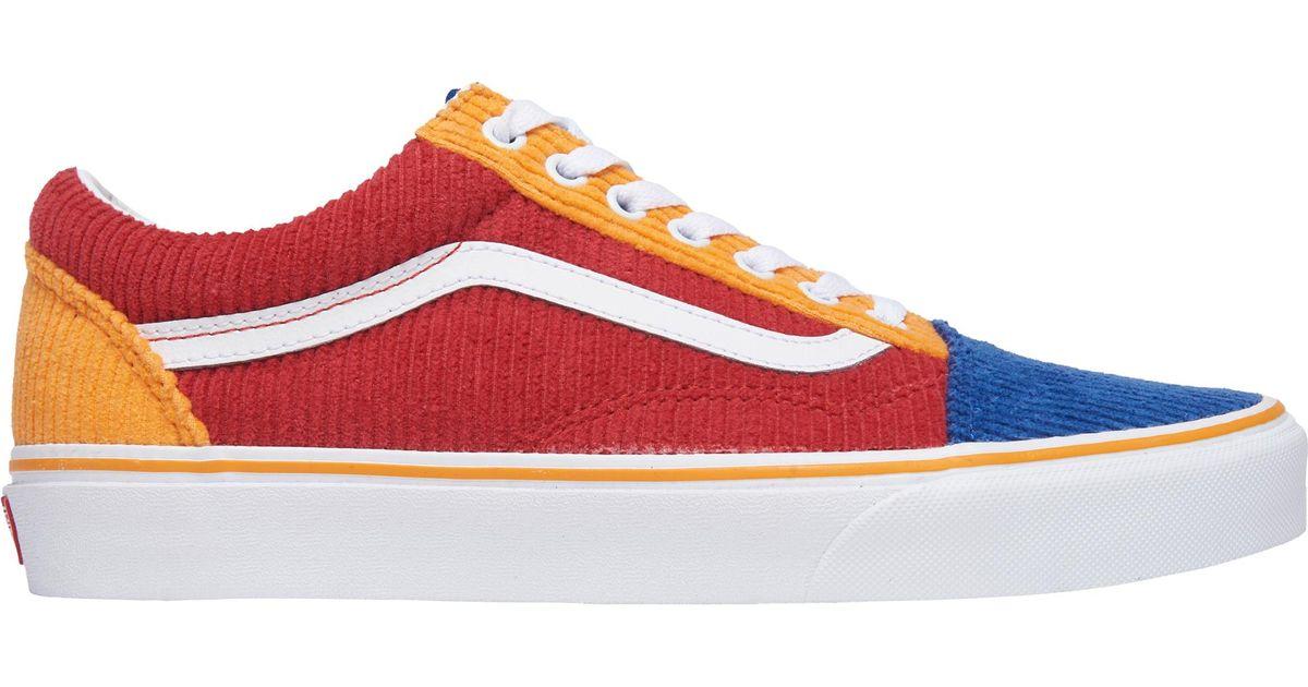 Vans Canvas Old Skool Skate/bmx Shoes