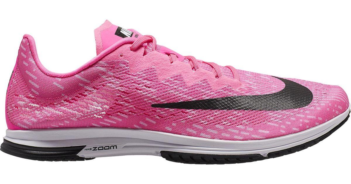 Nike Rubber Zoom Streak Lt 4 Racing Flats in Pink for Men - Lyst