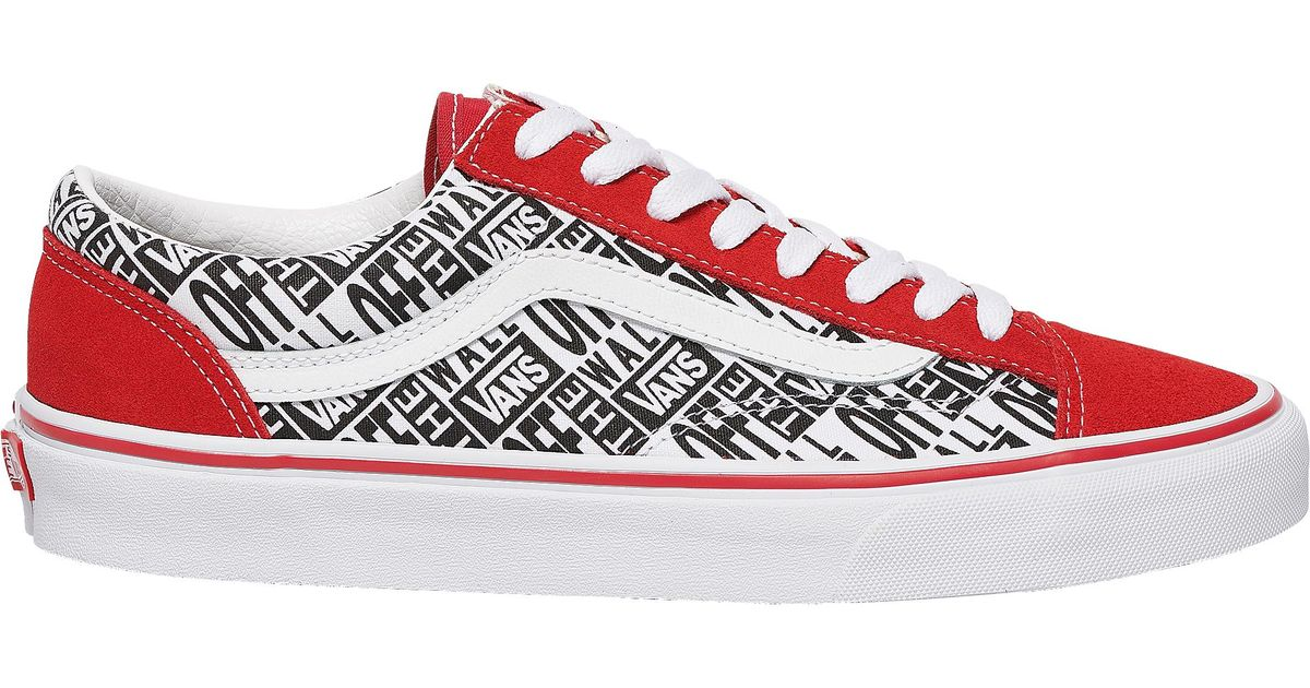 Vans Rubber Style 36 Skate/bmx Shoes in