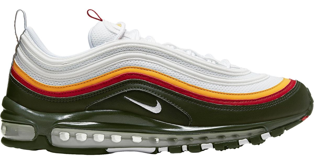 best sneakers b75dc d5382 Nike White Air Max 97 for men