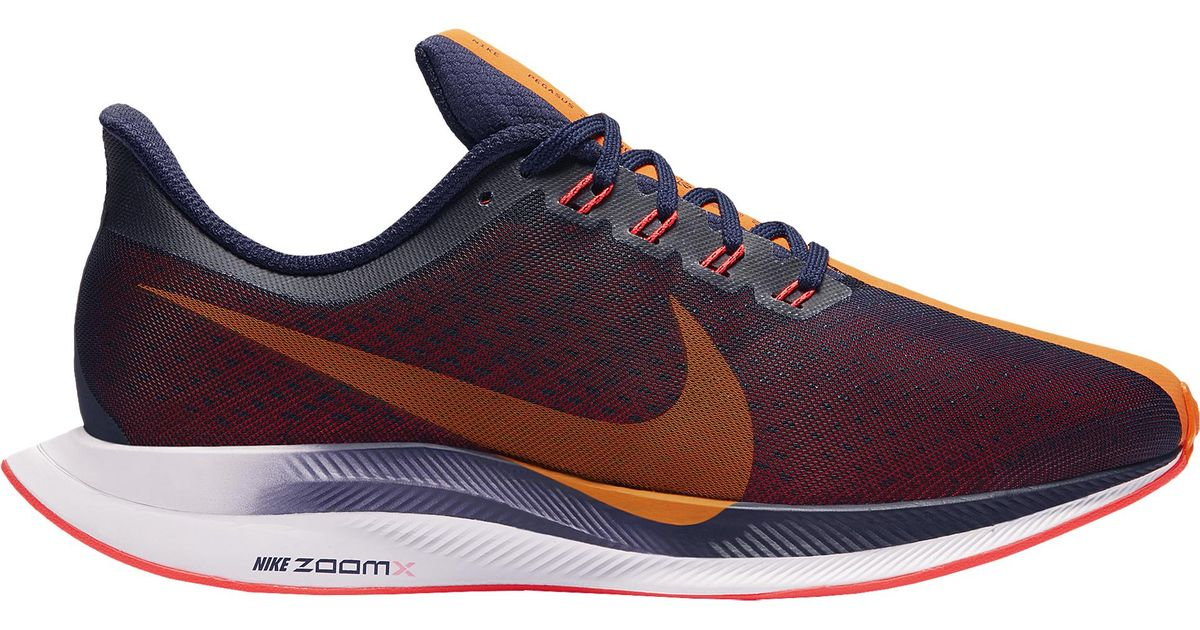 release date: 6b41e f245e Nike Blue Air Zoom Pegasus 35 Turbo Running Shoes