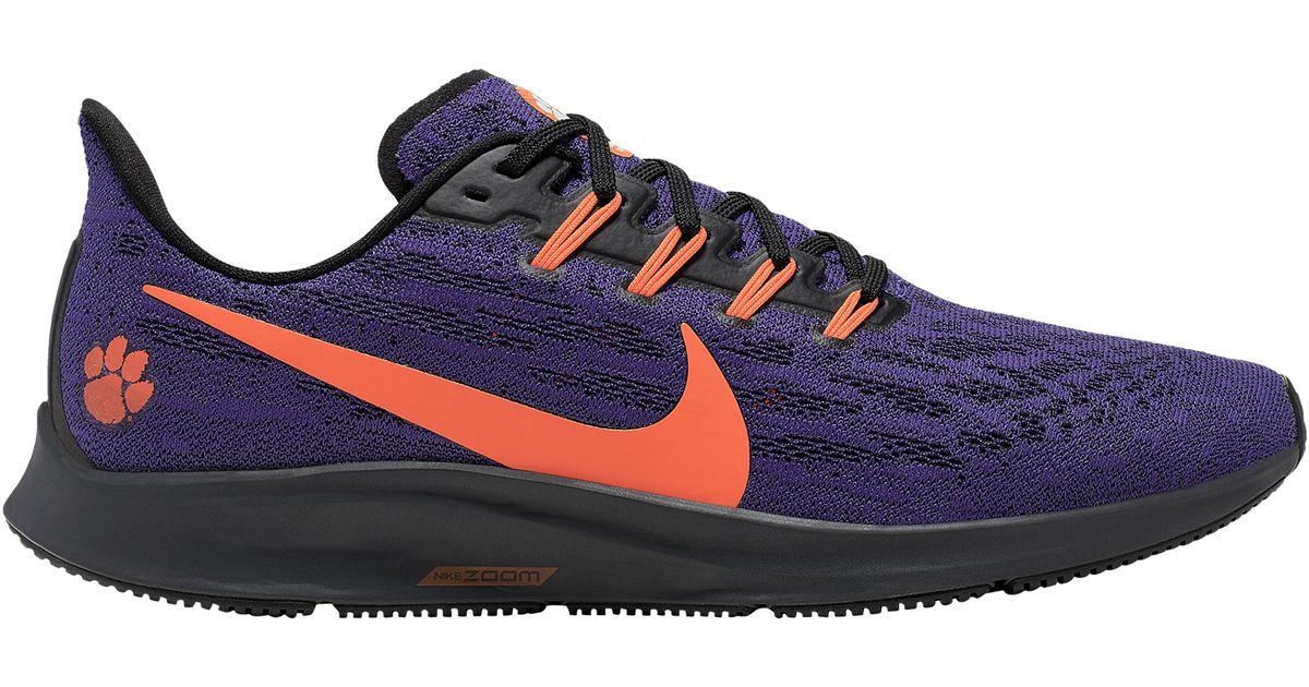 Nike Air Zoom Pegasus 36 Ncaa in Blue