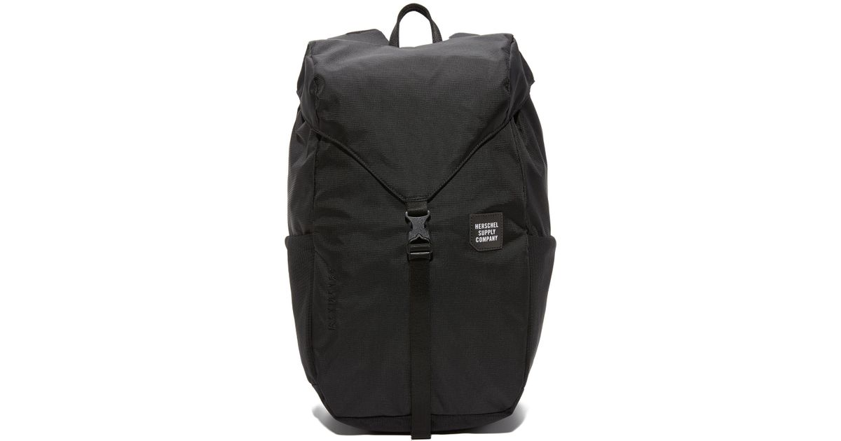 b0f94d84089 Herschel Supply Co. Barlow Medium Trail Backpack in Black for Men - Lyst