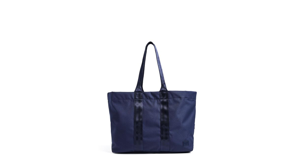 7a1616836b49f Herschel Supply Co. Skaha Tote in Blue for Men - Save 8% - Lyst