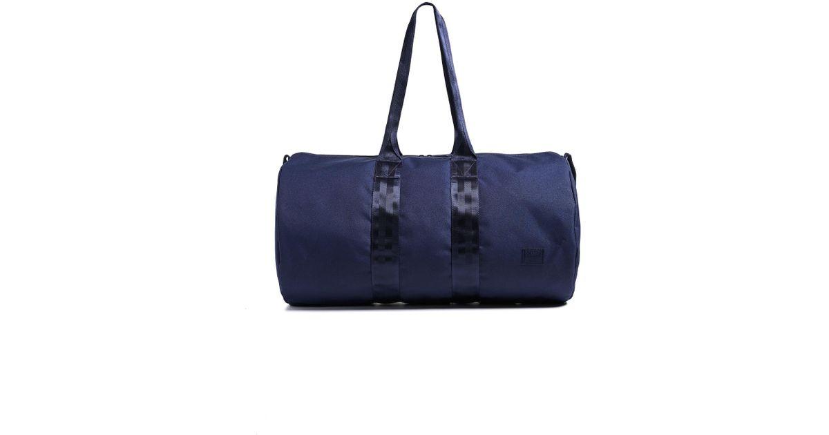 ... sale retailer e2618 cb1c9 Cordura Hayward Duffel Bag in Blue for Men ... be64035a8d