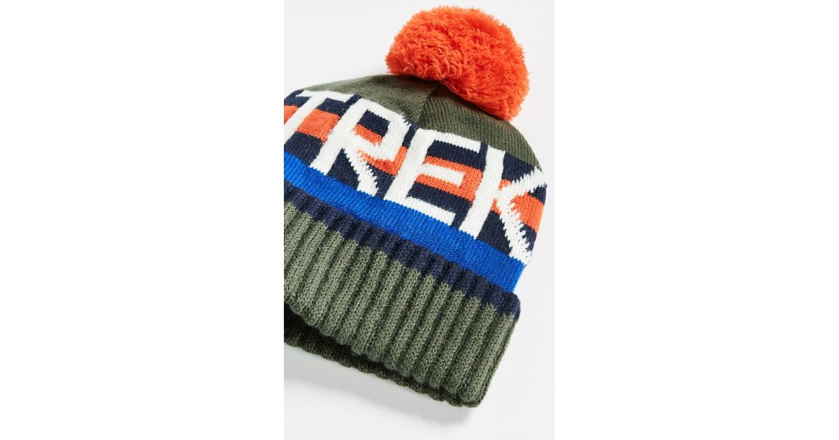 9e52973269292 Polo Ralph Lauren Hi Tech Cuff Beanie Hat for Men - Lyst