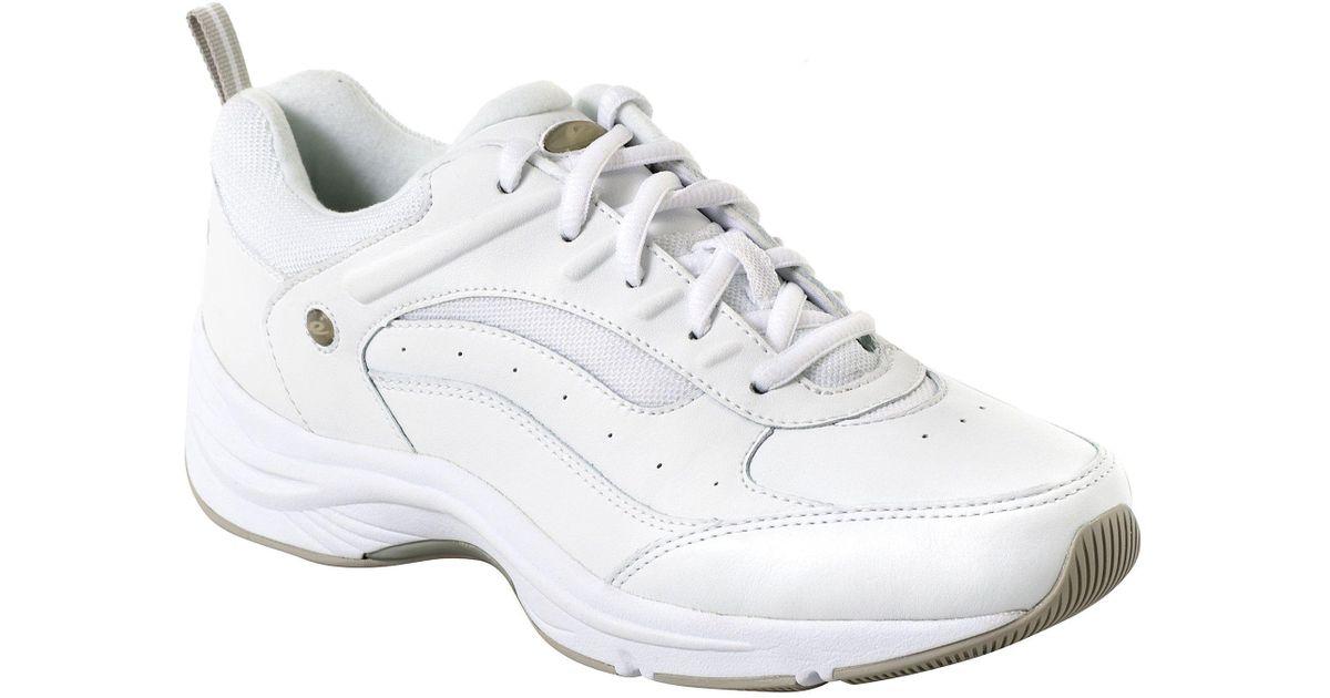 Easy Spirit Leather Grasp Walking Shoes