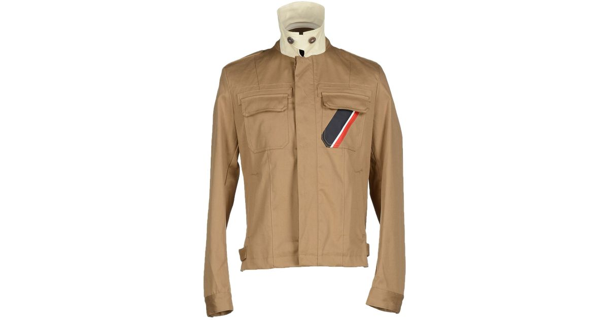 tommy hilfiger jacket in natural for men lyst. Black Bedroom Furniture Sets. Home Design Ideas