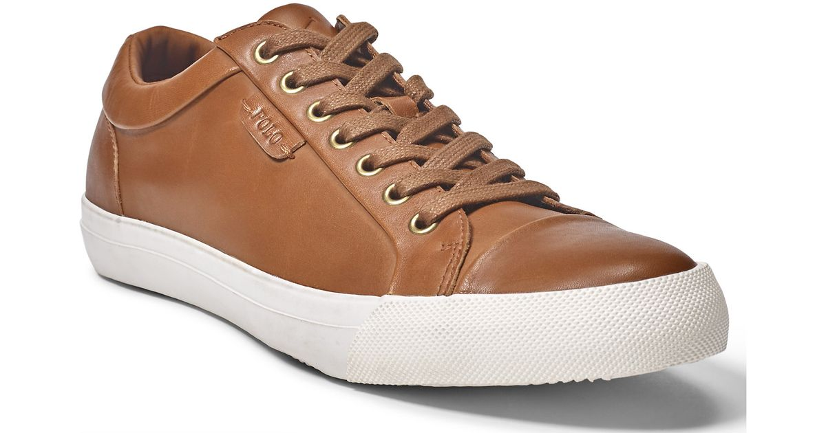 Polo Ralph Lauren Geffrey Leather