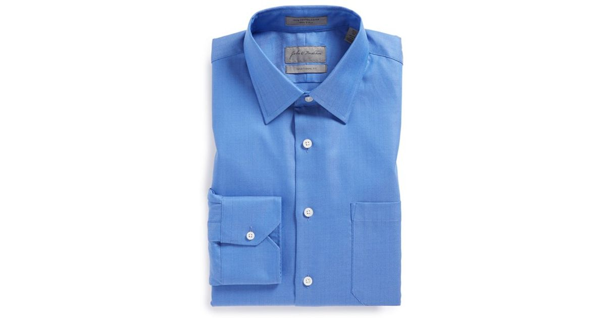 John w nordstrom john w nordstrom traditional fit for Dress shirts for tall men