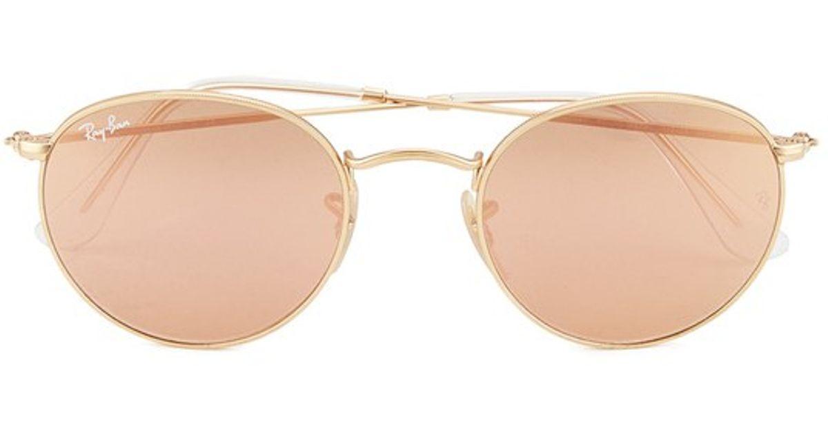 08d45689583 Ray Ban Matte Gold Pink Mirror « Heritage Malta