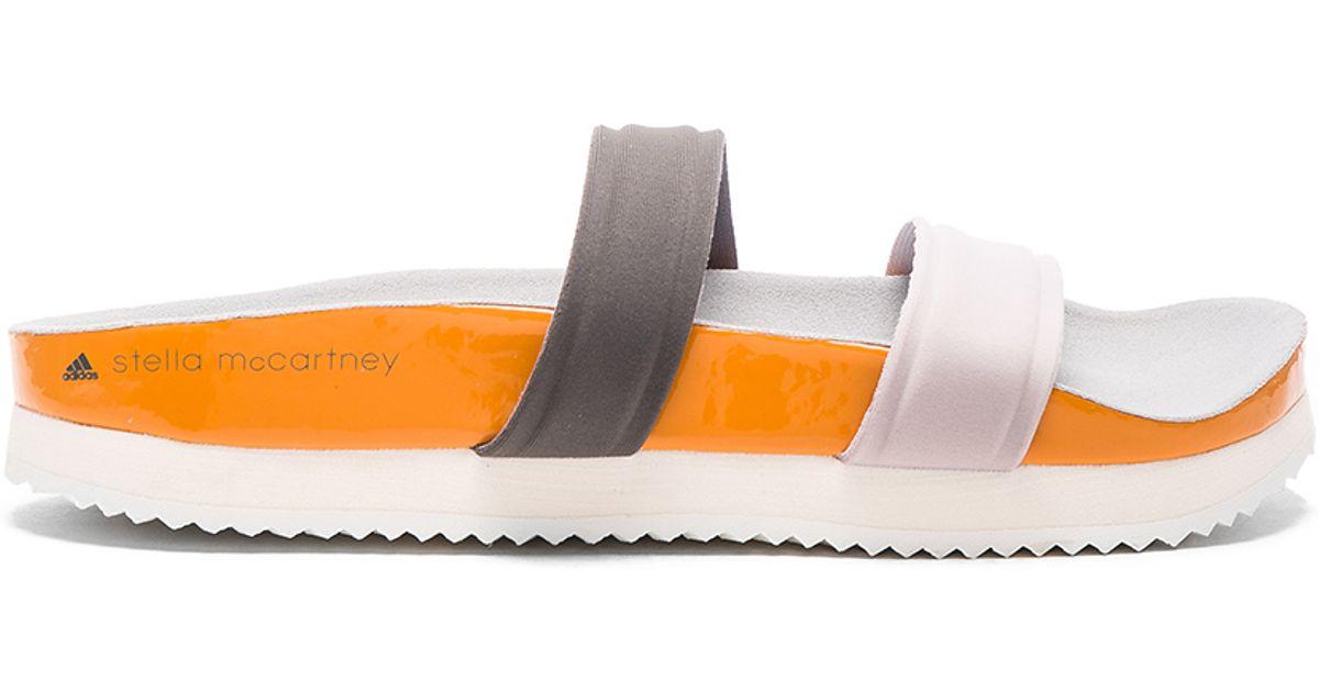 Adidas By Stella McCartney White Diadophis Sandal