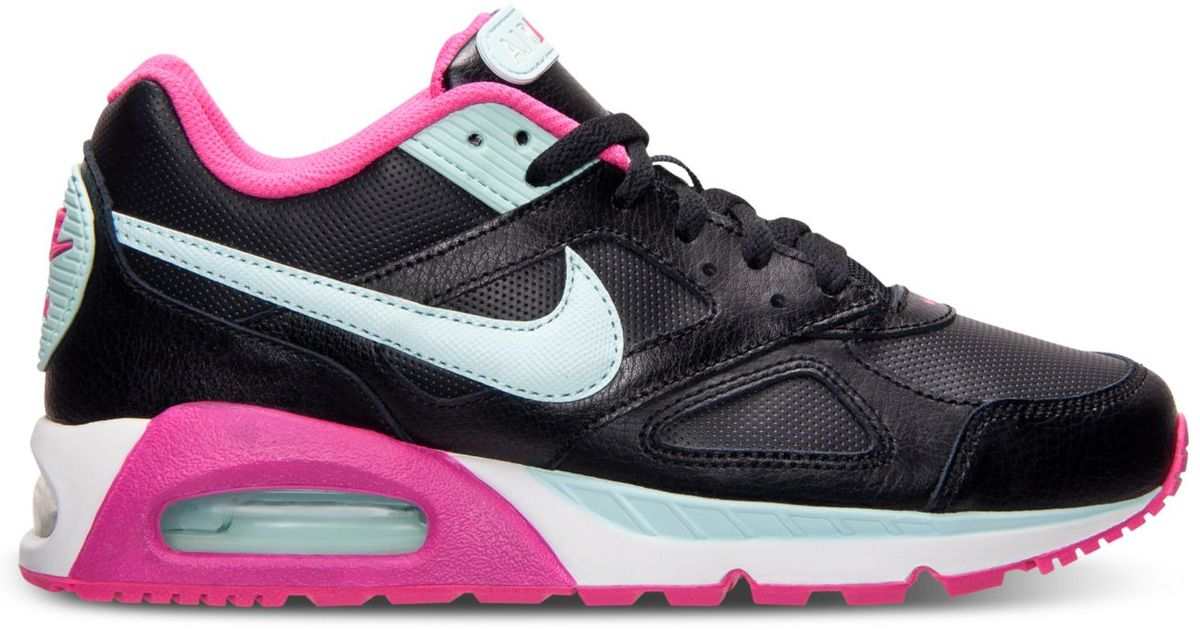 301bf75c7a ... france lyst nike air max ivo ltr running sneakers in black 1b7ab 6ecbc  ...