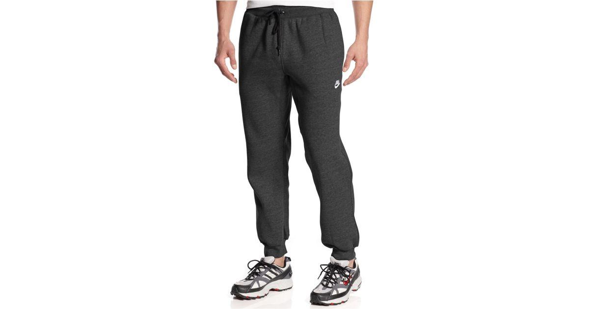 165d1f0ea9da Lyst - Nike Aw77 Cuffed Sweatpants in Gray for Men