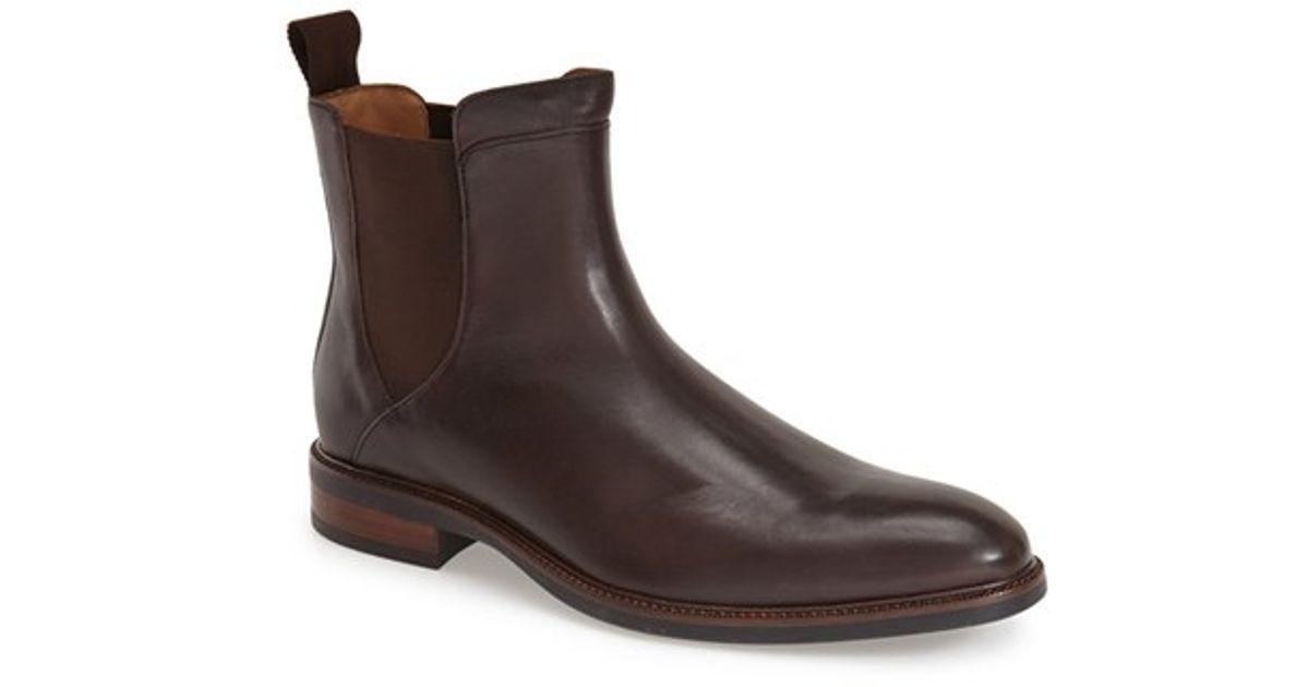 Cole Haan Leather 'warren' Chelsea Boot