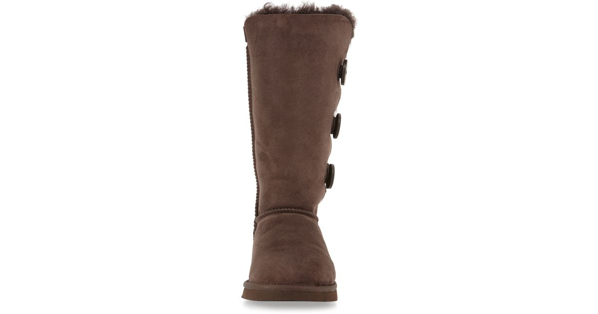 uggs tall brown