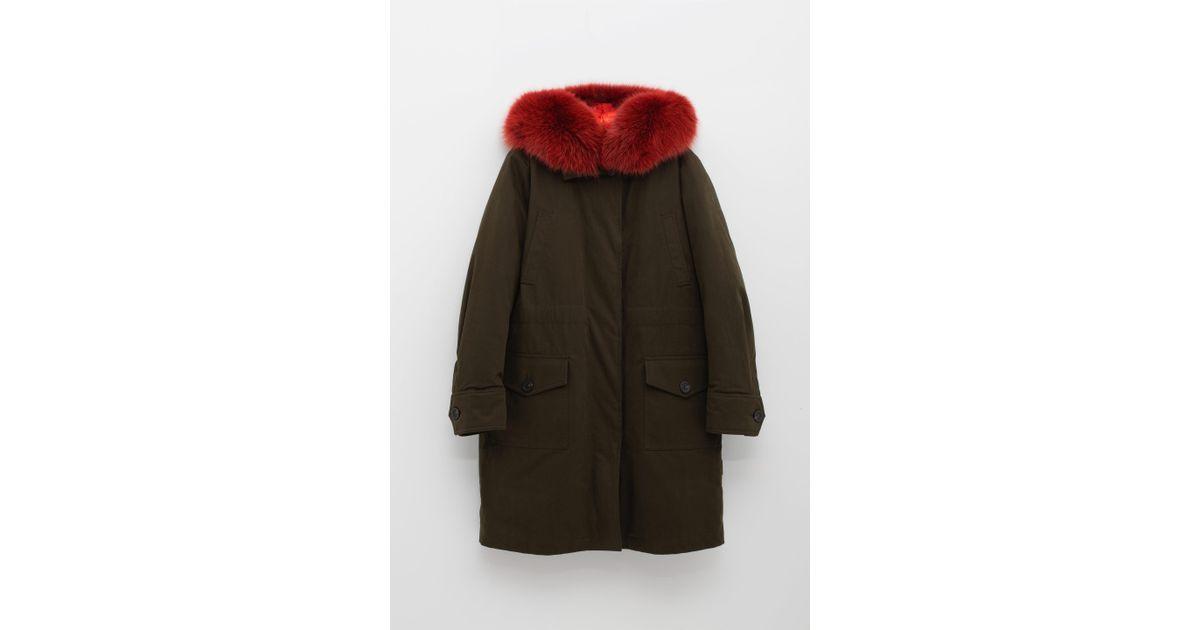 55de3cf0b Moncler Multicolor Hypolais Coat