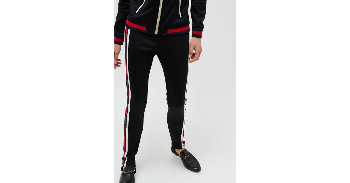 Lyst - Gucci Legging in Black