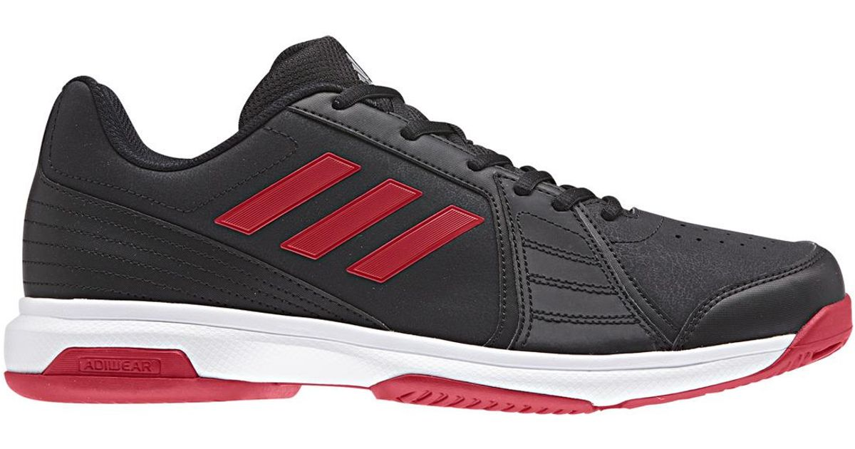 Adidas Red Approach Tennispaddle Tennis Shoes for men