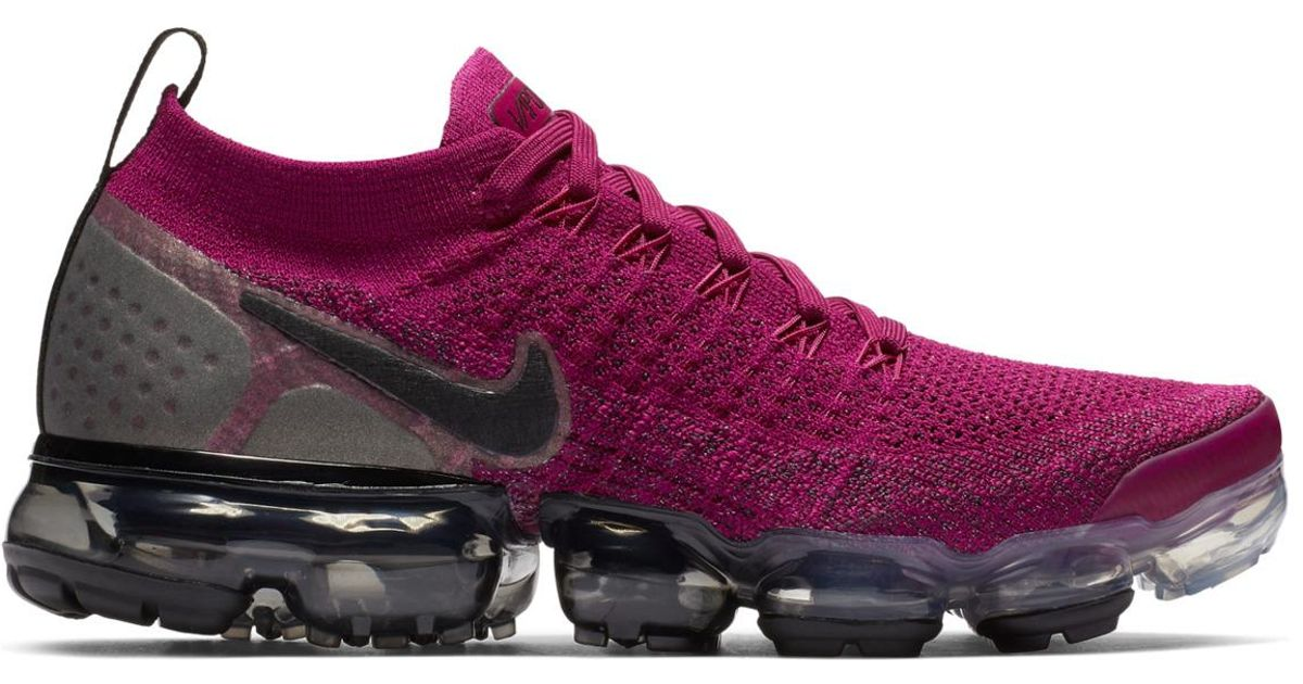 separation shoes 12b90 acbac Nike Purple Air Vapormax Flyknit 2 Casual Trainers