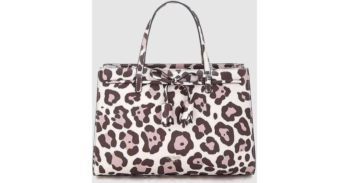 c52fcfc3d8 Guess Leopard Handbag - Handbag Photos Eleventyone.Org