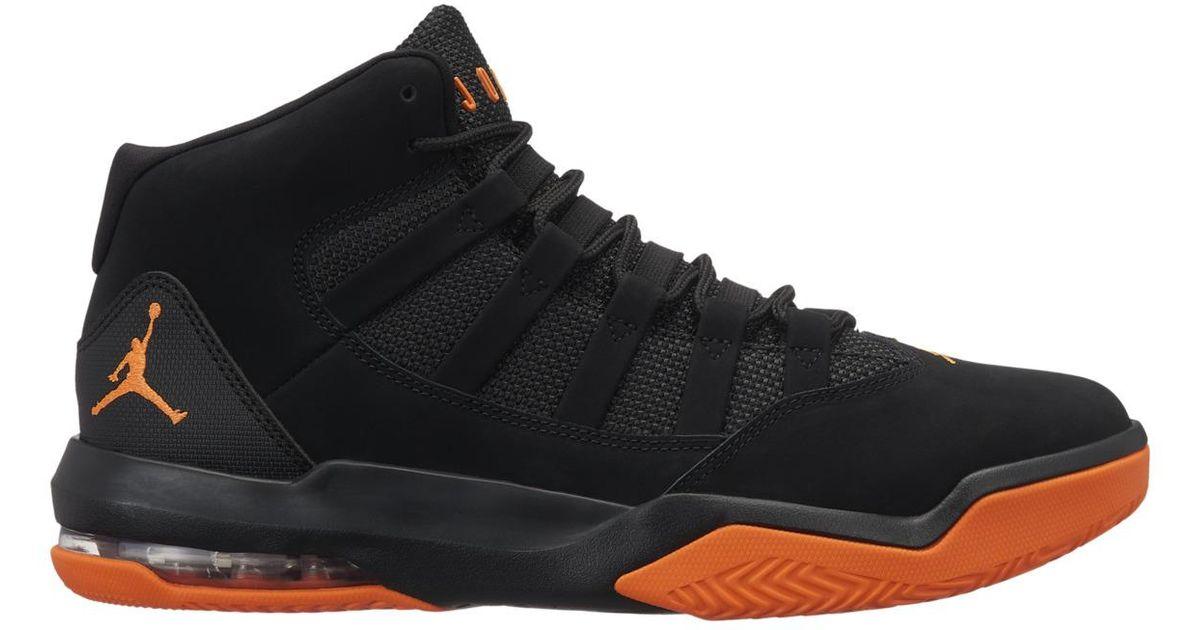 Nike Black Jordan Max Aura Casual Trainers for men