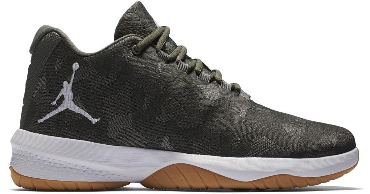 watch 1ee0d 2e109 Lyst - Nike Jordan B. Fly Basketball Boots in Black for Men