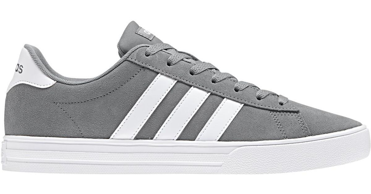 16ee7c78c54 Adidas Neo Daily 2.0 Casual Trainers in Gray for Men - Lyst