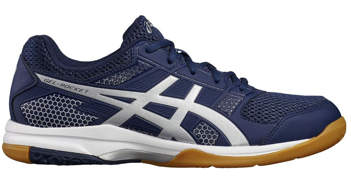 Men Volleyball For Blue Gel Rocket Shoes 8 Asics OXuPikZ