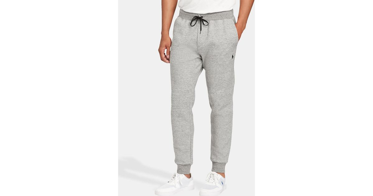 f2b0f379ee114 Polo Ralph Lauren Grey Tracksuits Bottoms in Gray for Men - Lyst