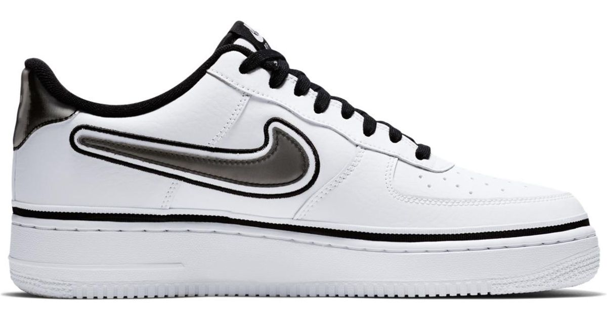 outlet online arrives discount sale Nike White Air Force 1' 07 Lv8 Sport Nba Shoe for men